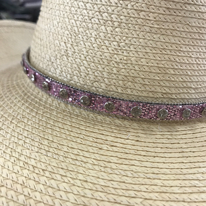 Women's Kylie Hat Band Pink - P6S2910HBD