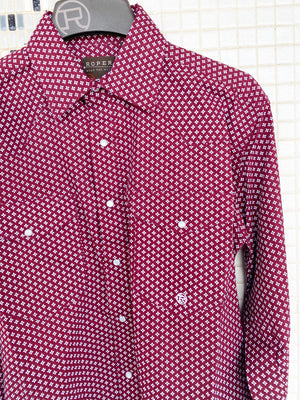 3-01-225-773  ROPER MENS L/SLEEVE SHIRT