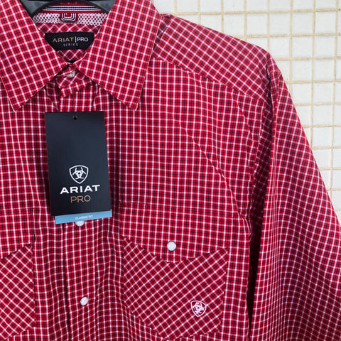 10022398 Ariat Gabriel Performance Snap Shirt