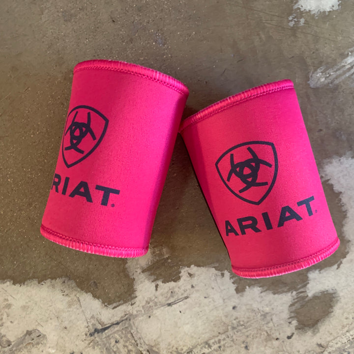Ariat Stubby Cooler - Pink
