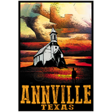 "Annville 13""x19"" Poster"