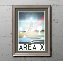"Area X 13""x19"" Poster"
