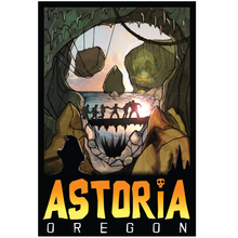 "Astoria, OR 13""x19"" Poster"