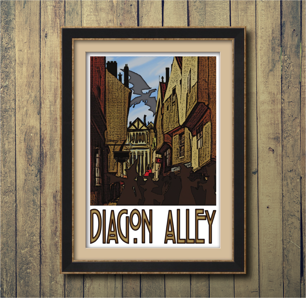 Diagon Alley 13