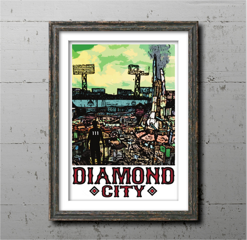 Diamond City (Portrait) 13