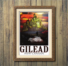 "Gilead 13""x19"" Poster"