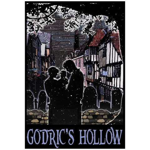 "Godric's Hollow 13""x19"" Poster"