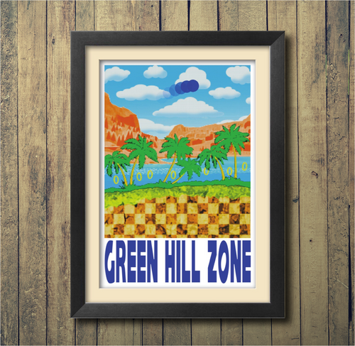 Green Hill Zone 13