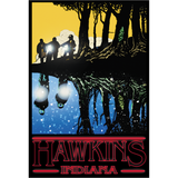 "Hawkins, IN 13""x19"" Poster"