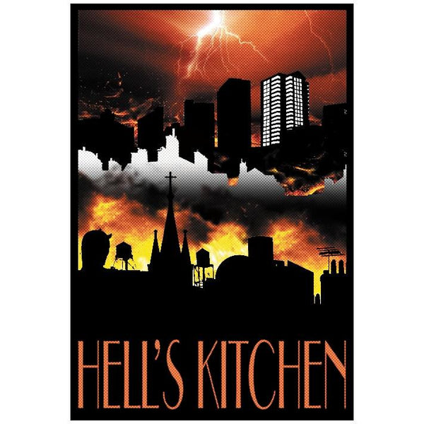 "Hell's Kitchen 13""x19"" Poster"