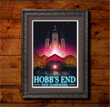 "Hobb's End 13""x19"" Poster"