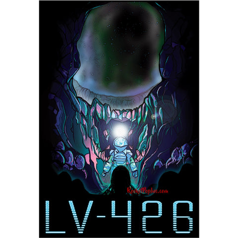 "LV-426 13""x19"" Poster"