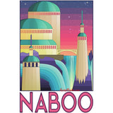 "Naboo 13""x19"" Poster"