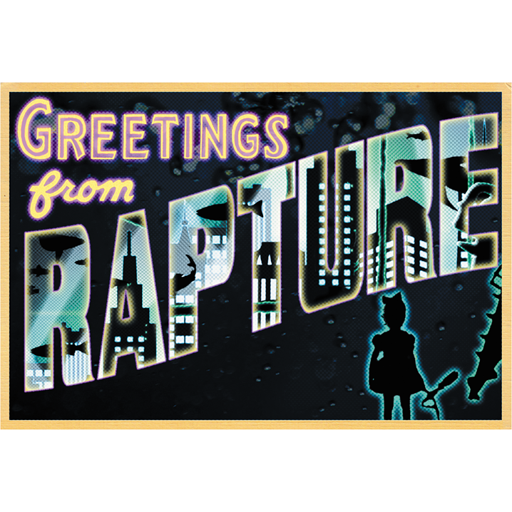 Greetings from Rapture 19