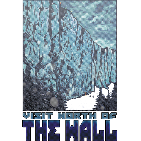 "The Wall 13""x19"" Poster"