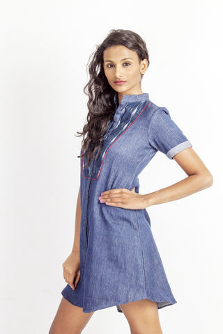 Little Denim Tunic