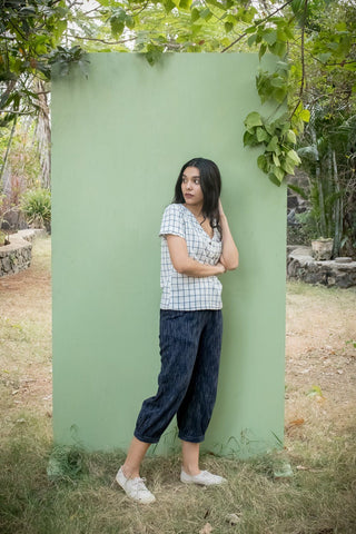 Travelling Pants Black
