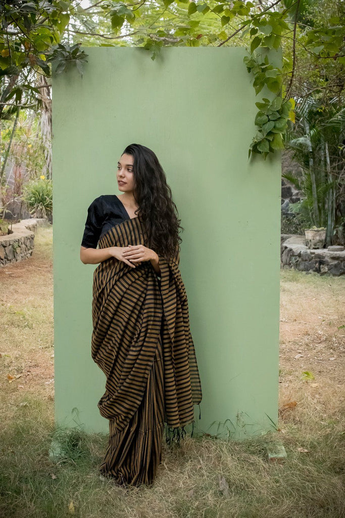 Nira Tussar and Black