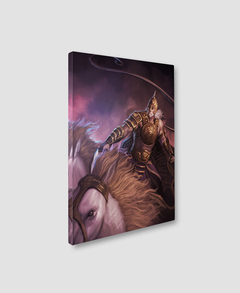 Shalya Poster and Canvas