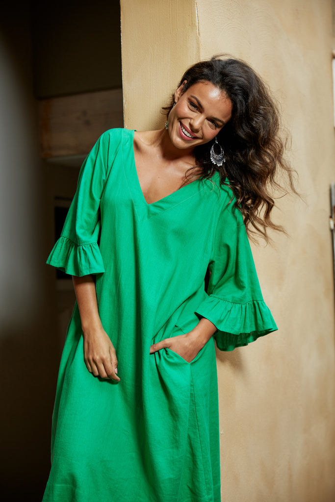The Haven Co - Linen Clothing - The Kindred Co - Lifestyle Fashion - Australian Designers