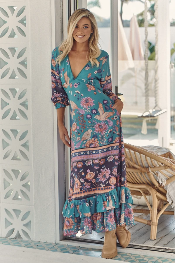 Jaase Boho Fashion Clothing Boutique Tea Lily Womens Fashion Party Outfits