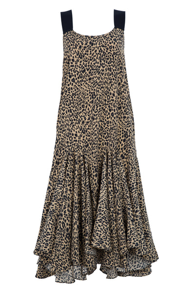 Cooper by Trelise Cooper - Leo-pard Dicaprio Dress - Leopard