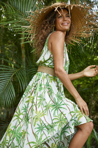 Haven - Paradise Maxi - Lime Palm