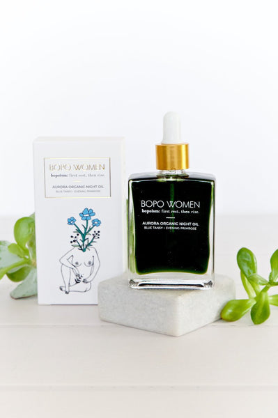 Bopo - Aurora Organic Night Oil