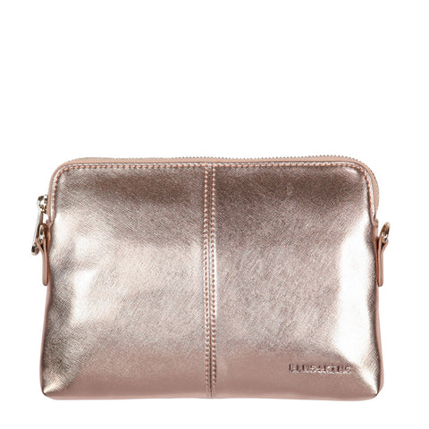 Elms & King Bowery Wallet Rose Gold