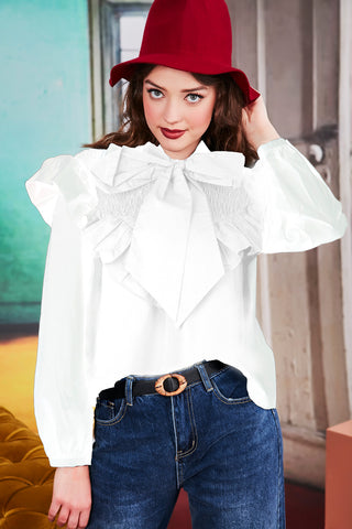 Coop - Love Shir Madly Top - White PRESALE MAY - JUNE DELIVERYCoop - Love Shir Madly Top - White Trelise Cooper