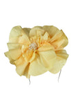 Morgan & Taylor - Cindy Fascinator FS270 Yellow