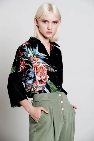 Ginger & Smart - Nirvana Blouse - Silk