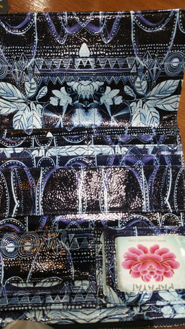Papaya Art Tulum Sun Wallet