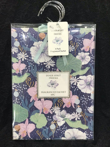 Gift Pack - Fragranced Sachet 4 pack