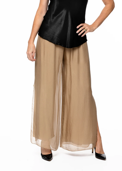 Imagine - Desert Silk Gia Pant with Split 10IM2184D