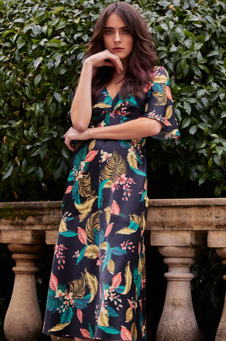 Moss & Spy - Gloria Dress Tropical