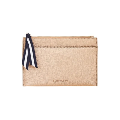 Elms & King New York Coin Purse - Copper