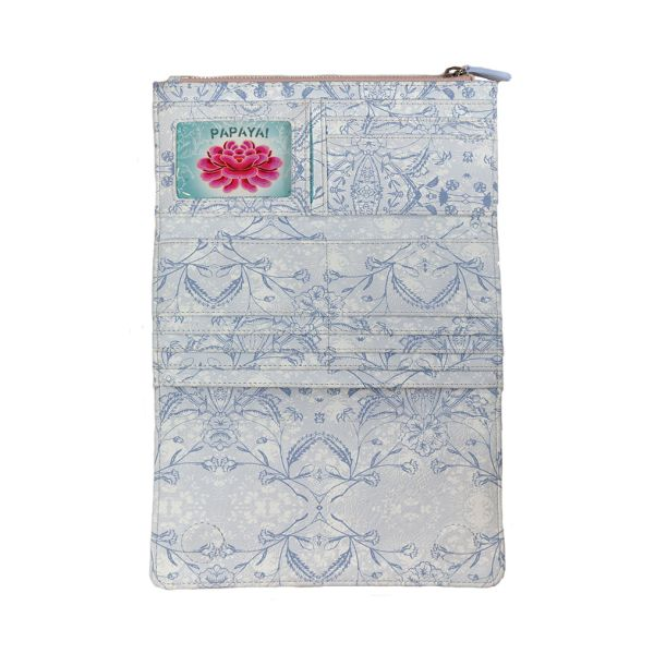 Papaya Art Lotus Garden Wallet