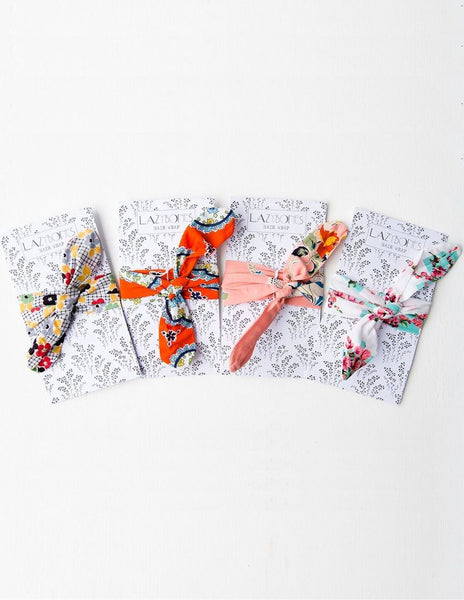 Lazybones - Hair Wrap assorted print or choose your print