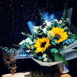 Monthly Flower Bouquet Package