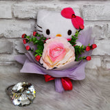 Hello Kitty Round Bouquet (HKR10)