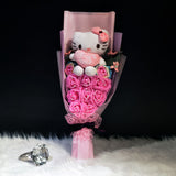 Hello Kitty Sided Bouquet (HKS01C)