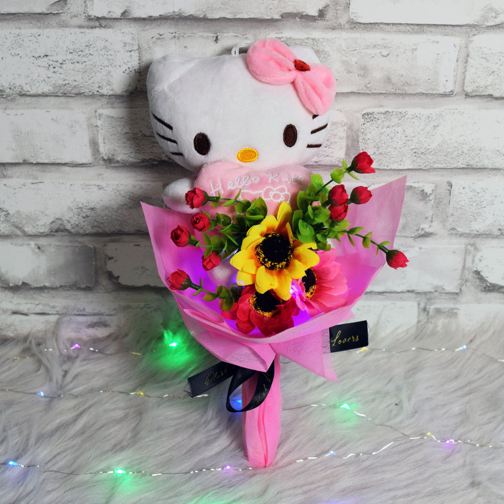 Hello Kitty Round Bouquets (HKR12)
