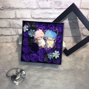 Little Twin Stars Square Box (LTB01C)