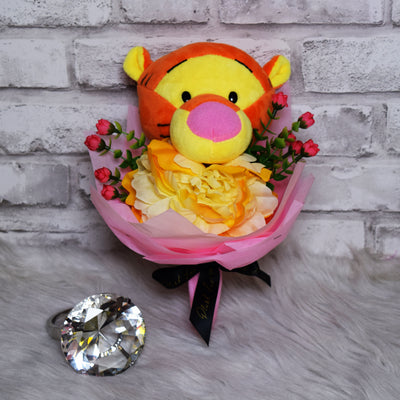 Pooh Family Round Bouquets (PFR08C)