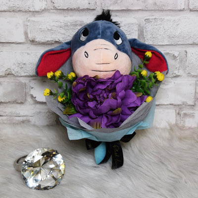 Pooh Family Round Bouquets (PFR12C)