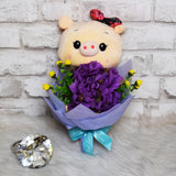 Piggy Round Bouquet (PGR04C)