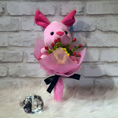 Pooh Family Round Bouquets (PFR07C)