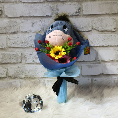 Pooh Family Round Bouquets (PFR09C)