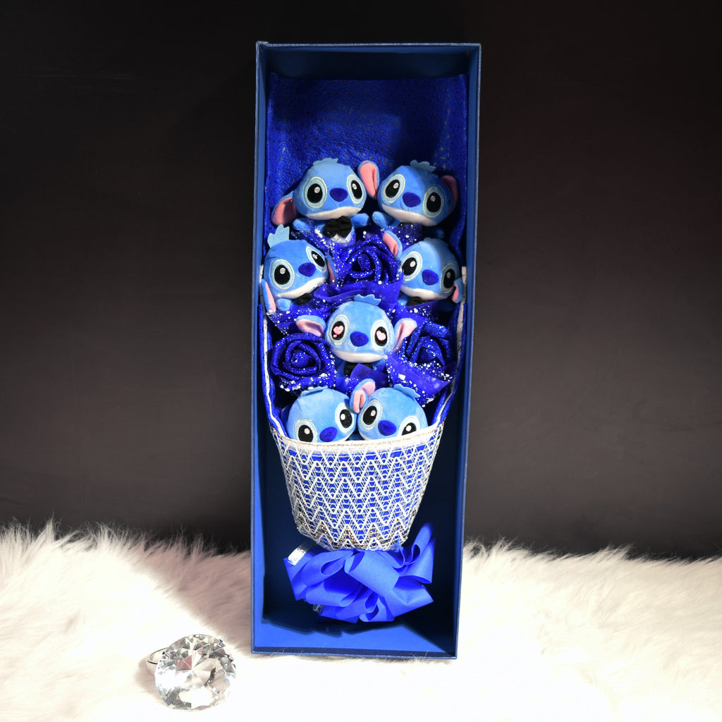 Stitch Box Bouquet (STB02)